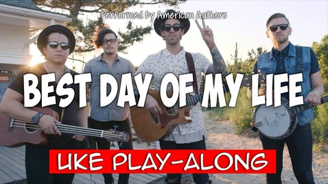 Thumbnail for entry Best Day Of My Life