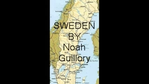 Thumbnail for entry Come to my country: SWEDEN