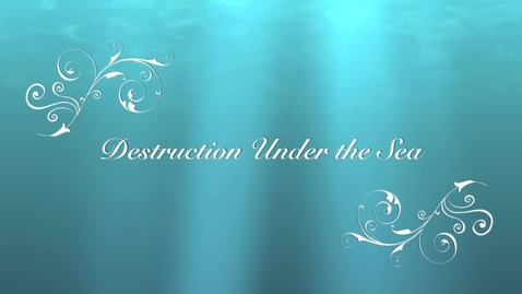 Thumbnail for entry Hunt - Period 3- Destruction Under The Sea