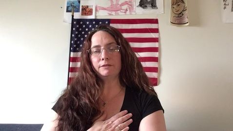 Thumbnail for entry USA Pledge of Allegiance