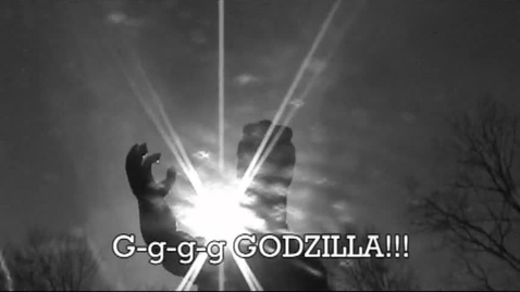 Thumbnail for entry Godzilla Commercial (From A Japanese 2 Class)