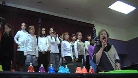 Thumbnail for entry Abrams 2008 Hanukkah Concert - Grade 4, Part 2
