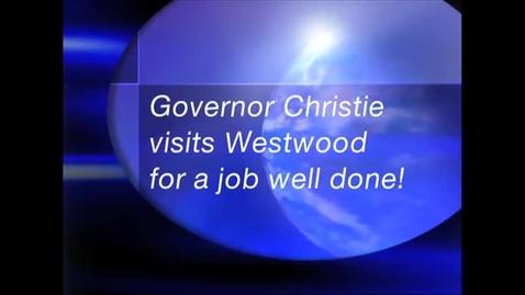 Thumbnail for entry Gov. Chris Christie Presser