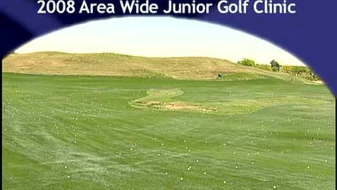 Thumbnail for entry Area Wide Junior Golf Clinic
