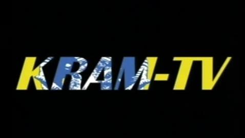 Thumbnail for entry KRAM-TV Mr. Matthew Barr Alumni Video