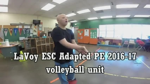 Thumbnail for entry Volleyball 2017