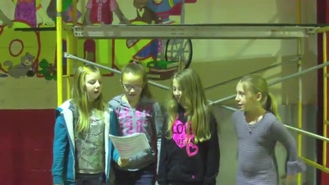 Thumbnail for entry The Preamble - Kelsey, Cailyn, Samantha and Haylee