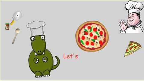 Thumbnail for entry Let's make a pizza (How to/ recipe/ procedure song)