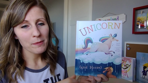 Thumbnail for entry Unicorn and Horse - Mrs. Anderson