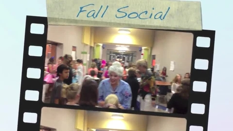 Thumbnail for entry Fall Social 2014