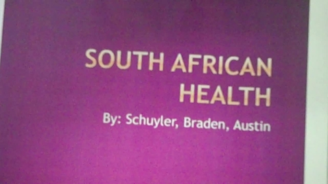 Thumbnail for entry Wolfe - Health, Education, Military and Social Problems of South Africa