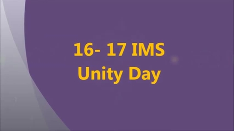 Thumbnail for entry 16-17 IMS Unity Day