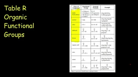 Thumbnail for entry Functional Groups 2