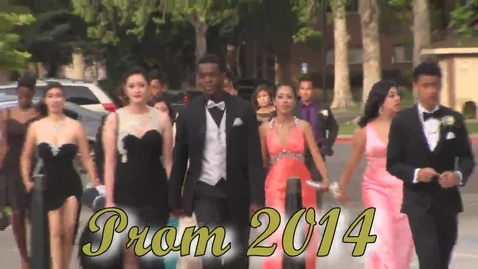 Thumbnail for entry Prom 2014