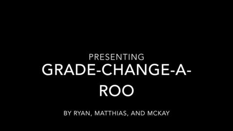 Thumbnail for entry Feature Film 2016: Matthias T., Ryan V., & McKay W. (S1)