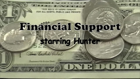 Thumbnail for entry Financial Support