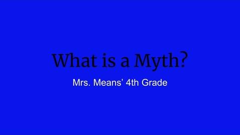 Thumbnail for entry Greek Myths