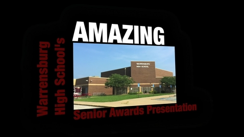 Thumbnail for entry 2020 WHS Senior Awards
