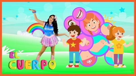 Thumbnail for entry LAS PARTES DEL CUERPO/ CANCIÓN INFANTIL/ AglaE