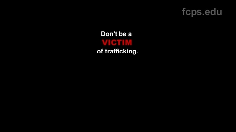 Thumbnail for entry Tricked: Inside the World of Teen Sex Trafficking Segment 6 -- Protect Yourself