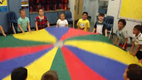 """Thumbnail for entry 14-15 Ms. Caccavo's 2nd grade class """"Russian Dance"""" from the Nutcracker, idea by Artie Almeida"""