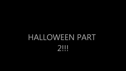 Thumbnail for entry Halloween 2016, Part II