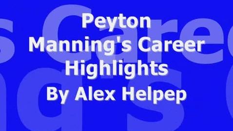Thumbnail for entry Peyton manning