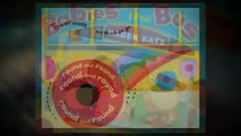 Thumbnail for entry BABIES ON THE BUS, by Karen Katz