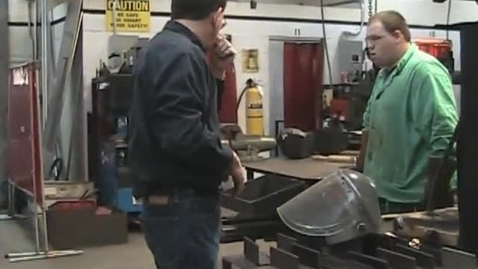 Thumbnail for entry Welding - Knox County ATC