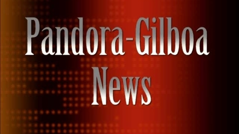Thumbnail for entry Pandora-Gilboa News
