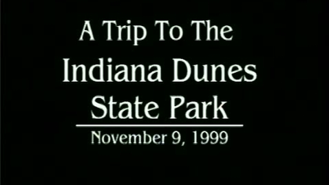 Thumbnail for entry Indiana Dunes State Park
