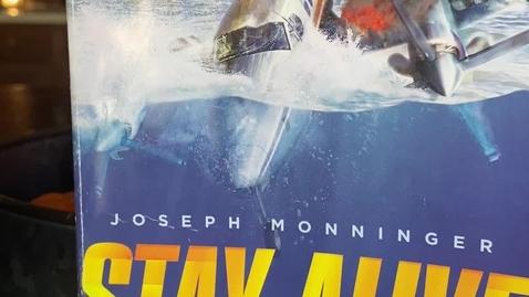 Thumbnail for entry Monninger, Joseph - Stay Alive: Crash