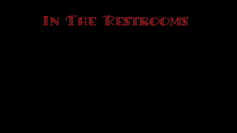 Thumbnail for entry Hawks SOAR in the Restrooms