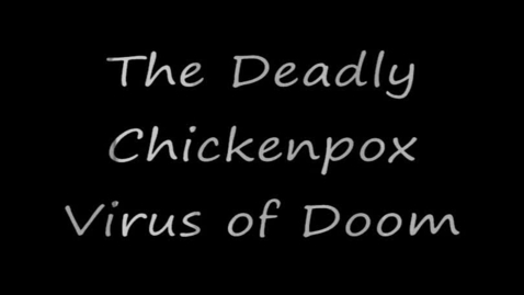 Thumbnail for entry Chickenpox virus