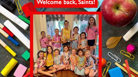 Thumbnail for entry Saints @ 8 - August 18, 2021