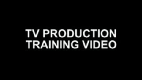 Thumbnail for entry TV 1 Training Video