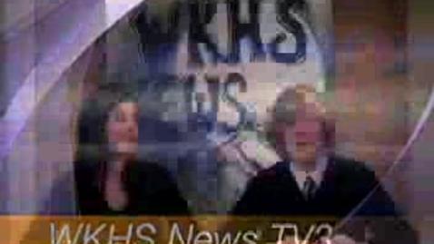 Thumbnail for entry WKHS News February 17: Sportsmanship Show