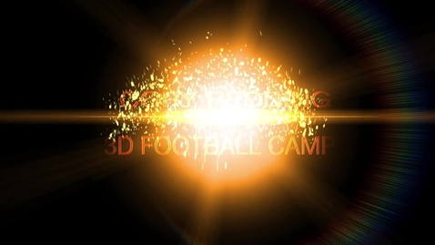 Thumbnail for entry Cory Redding's 3D Football Camp 2014