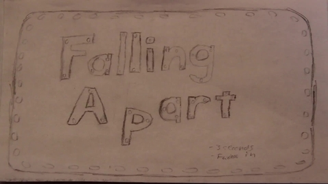 Thumbnail for entry Falling Apart Animatic