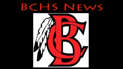 Thumbnail for entry BCHS News for PAC-TV - Episode #4