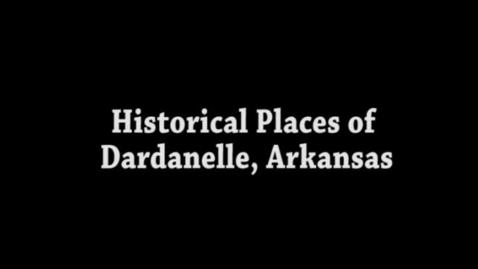 Thumbnail for entry Historical Dardanelle