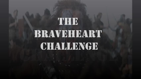 Thumbnail for entry The Roar Takes the Braveheart Wings Challenge!