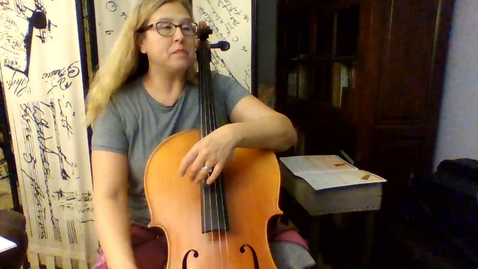 Thumbnail for entry 5th GR Cello Week 9 Part 2