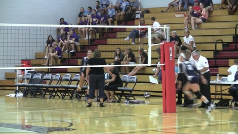 Thumbnail for entry Girls Volleyball