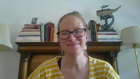Thumbnail for entry 6/1 Teacher Alison's Setting
