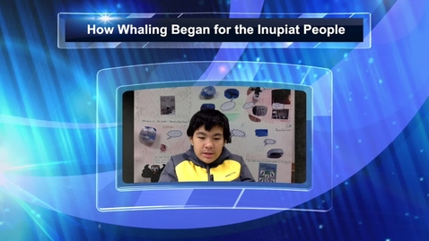 Thumbnail for entry How Whaling Began-Adrian Danner