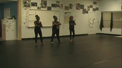 Thumbnail for entry Shape Choreography 3rd period 6th grade 9-11-15 Group J M N
