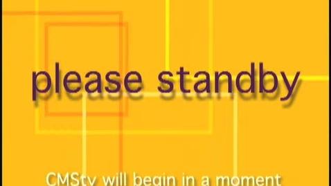 Thumbnail for entry CMStv 1-9