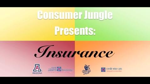 Thumbnail for entry Insurance