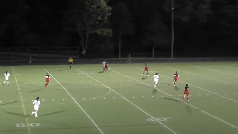 Thumbnail for entry Matt and Tommy Canton Girls varsity soccer highlights vs Milford